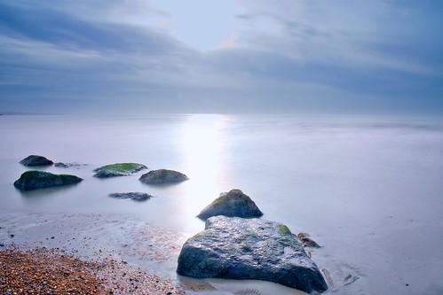 longexposure leebigstopper ianredman sea sky rocks