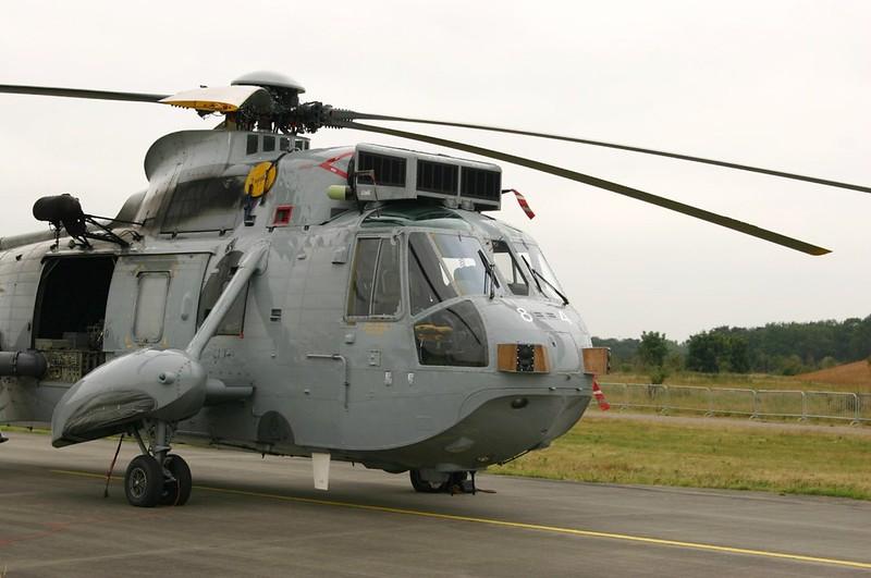 Westland Seaking Mk7 4