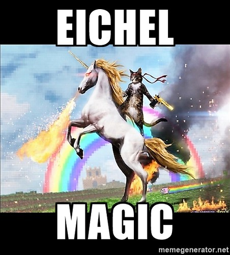 Eichel Magic