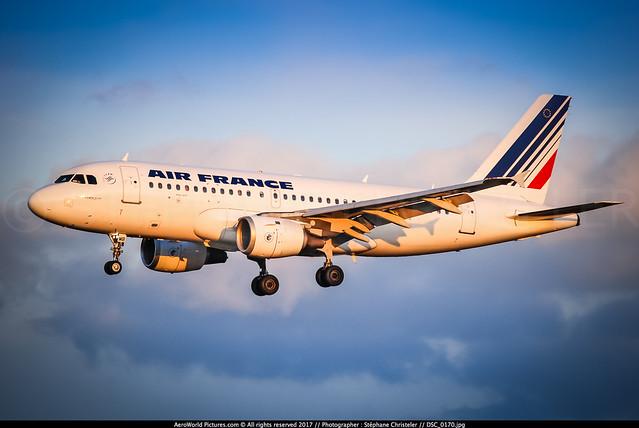 TLS.2007 | #Air.France #AF #A319 #F-GPMB #ex-Air.Inter #awp