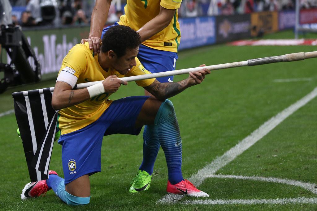 Brasil x Paraguai - 17/07/2011 - Esporte - Fotografia