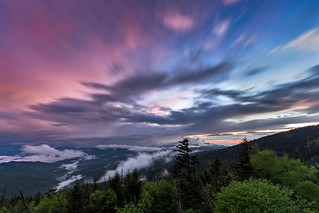 Clingmans Dome Sunset | by Kevin Stewart Photography