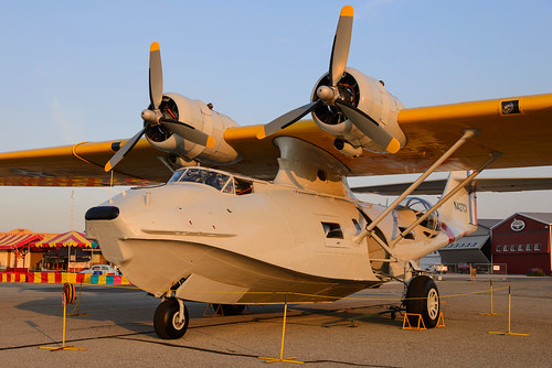 california catalina airport aircraft airshow socal consolidated flyingboat warbird canso amphibious chino planesoffame pby pby5a 2013 n427cv