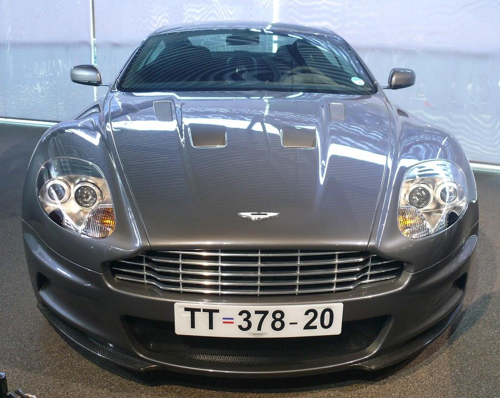 James Bond Aston Martin Dbs 2006 Casino Royale V Stkone