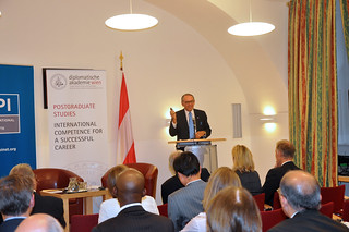 """United Nations in the 21st Century: Challenges for Peace, Development and Human Rights"", Diplomatic Academy, Vienna, 26 June 2013"