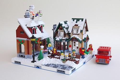 mod 4 - bakery & post office