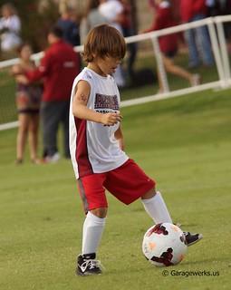 University of Arkansas Razorbacks Soccer Clinic Oct 6th