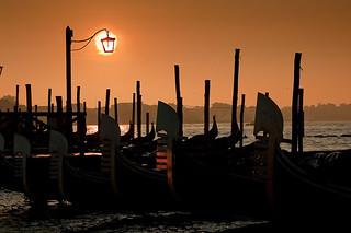Grand Canal Sunrise