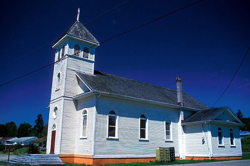 Sliammon, Malaspina Peninsula, Sunshine Coast, British Columbia, Canada