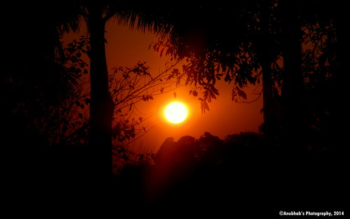sunset india west nature beautiful photography twilight flickr natural dusk events bongo daily best incredible kolkata bengal calcutta on ey banga paschim poschim anubhabs anubhabd