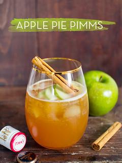 Apple Pie Pimms | spicyicecream | by spicyicecream