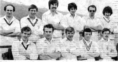 Steeton 1st XI 1982