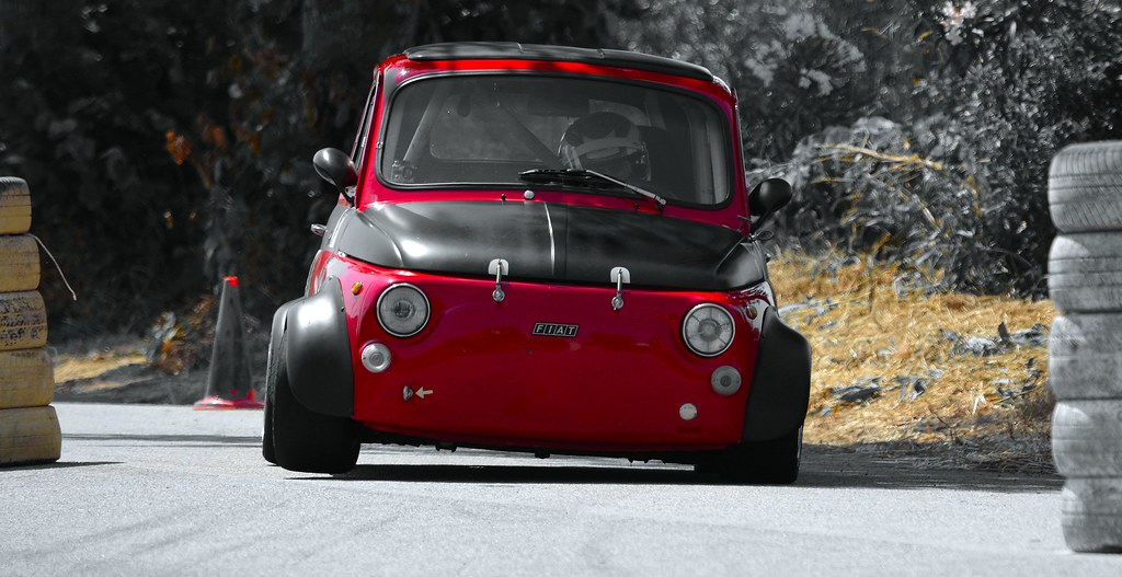 Fiat 500 Giannini Saverio Arcieri Flickr