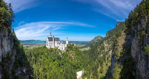 Neuschwanstein | by matmatson