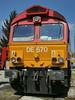 HGK DE 670 Bahnpark Augsburg