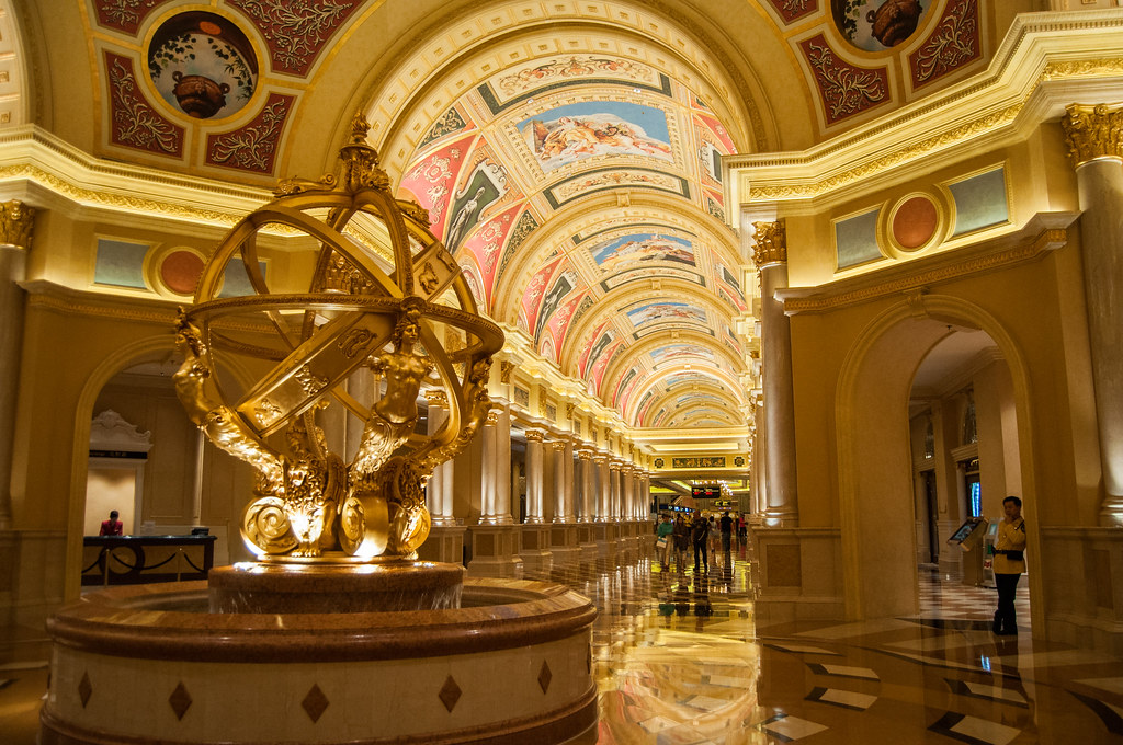 The Venetian Macau. Source: Flickr