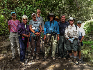 Ten hikers joined our Workout Hike today 02 Aug. 2013 in M ...