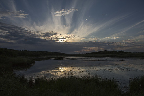 sunset sea head hengistbury mudeford hengistburyhead 5d3 canon5d3