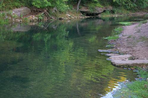 usa water landscapes parks missouri rivers northamerica wallpapers ozarks stateparks roaringriverstatepark