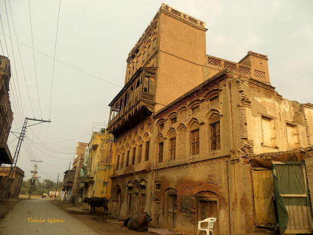 Old Sikh Haveli, Bhera City Punjab