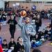 Visita FCB a les escoles 'Bàsquet per a tothom'