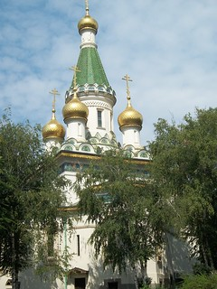 Church of St Nicholas, Sofia