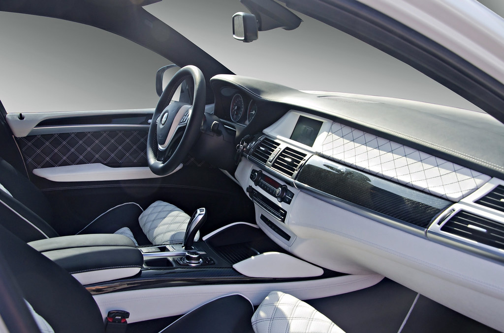 Bmw X6 Hamann Tyccon Evo M Interior Interior Of Bmw X6 Ha