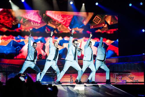 Backstreet Boys - O2 Arena   by Drew Stewart Photography