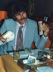 Robin Richter as Treasurer