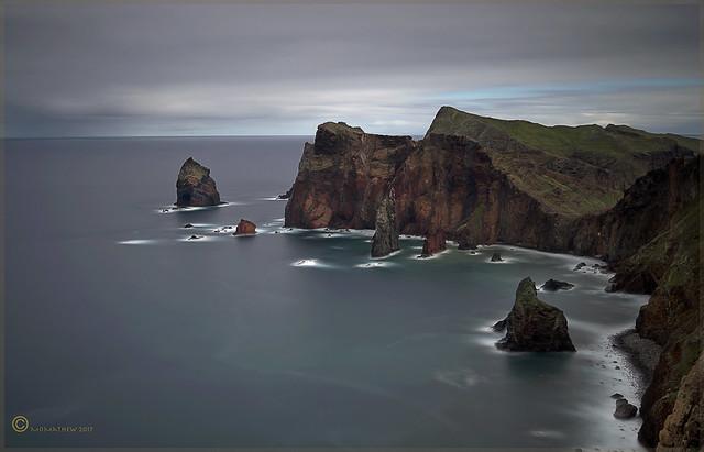 Madeira....Ponta de Sao Lourenco