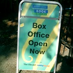 The Box Office is open! |