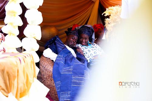wedding groom bride traditional nigeria kwara ilorin nofuchu