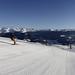 Na vrcholku se můžete rozletět po nejširší sjezdovce na světě, foto: Kronplatz Tourismus