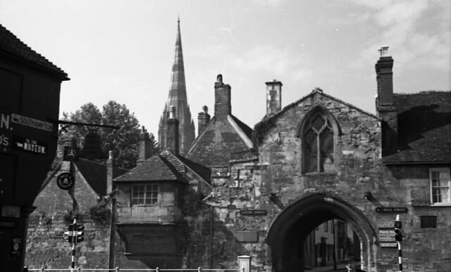 England 1938 Salisbury, St. Ann's Gate 1-023