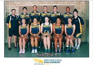 2013 South Africa Tour - Mixed Australia A