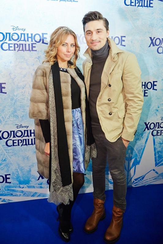 FROZEN_Moscow Premiere_Dima Bilan so sputnicey