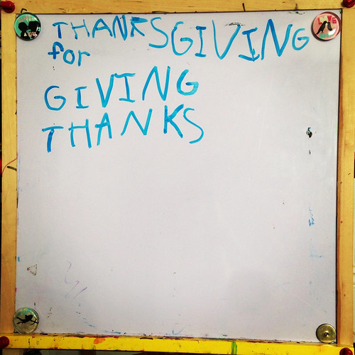 Thanksgiving for Giving Thanks | by Editor B