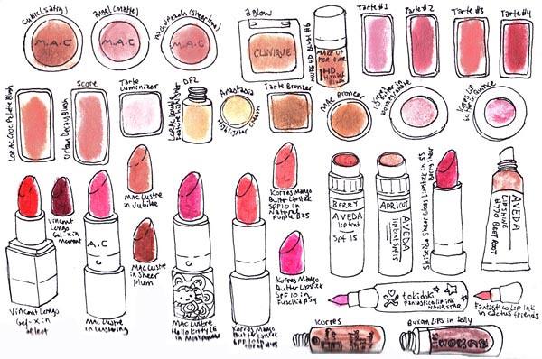 Make Maquiagem Desenho Ana Paula Flickr