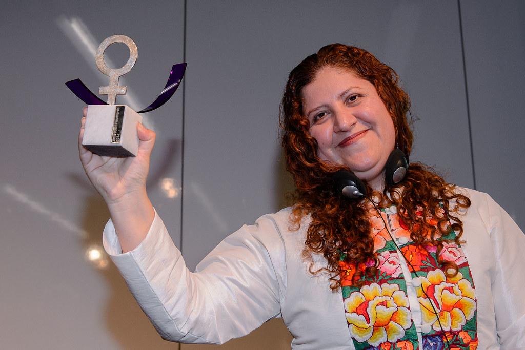 Anne-Klein-Frauenpreis 2014
