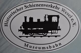 Historischer Schienenverkehr Wesel