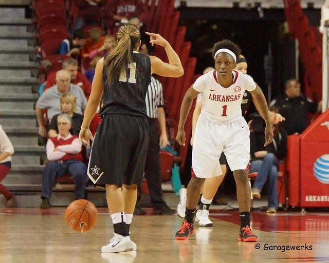 University of Arkansas Razorbacks vs Vanderbilt Basketball