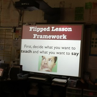 Flipped Learning Workshop with Katherine Hale | by Barrett.Discovery