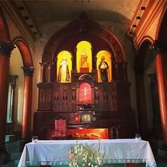 Santa Lucía #church #igreja #suchitoto #elsalvador