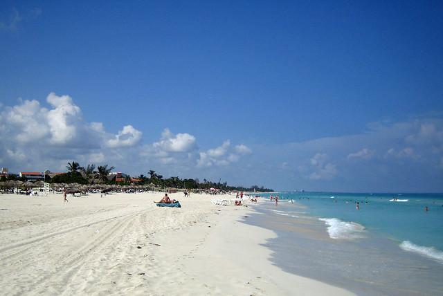 Caribbean seashore - Varadero, Cuba