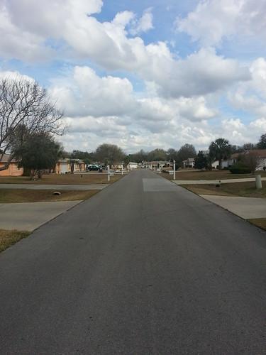 street day florida cloudy neighborhood ocalafl