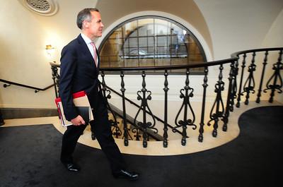 Mark Carney, Governor