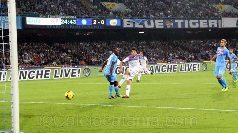 2013-14: il gol di Lucas Castro al