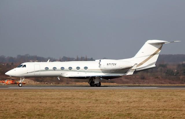 Gulfstream G450 : N717DX