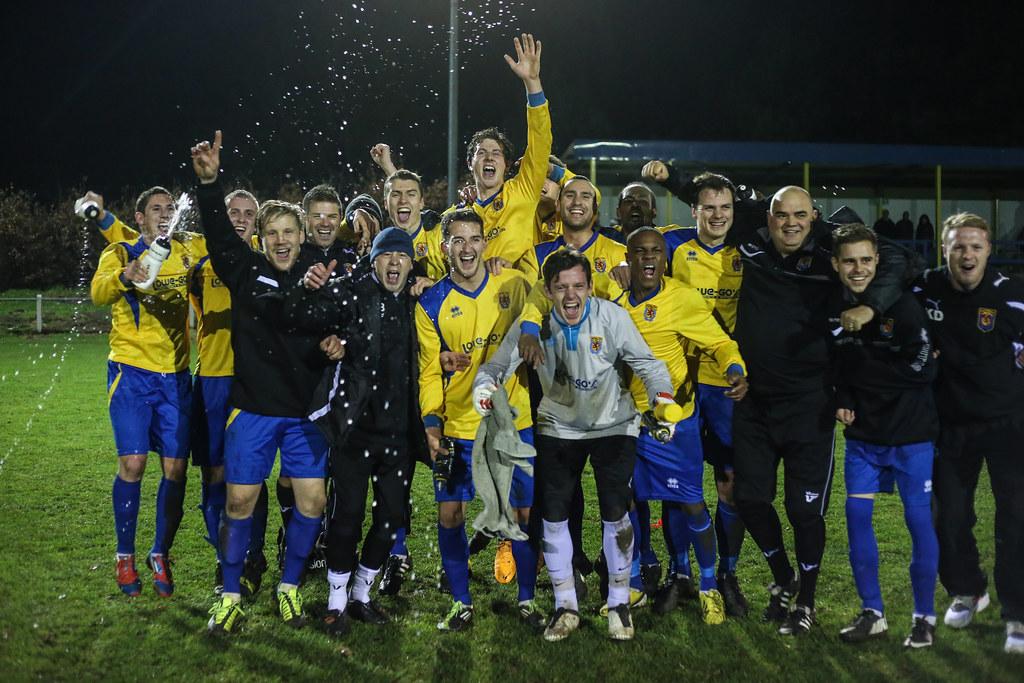 Ampthill Town 2 Beckenham Town 1 FA Vase 3rd Round