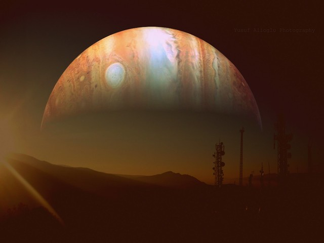 Interplanetary Contact